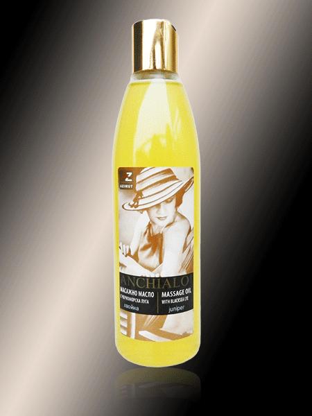 Масажно масло АНХИАЛО