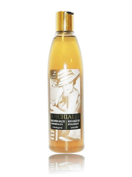 Масажно масло от черноморска луга с лавандула АНХИАЛО